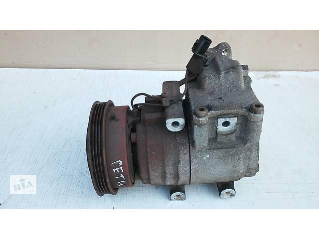 продам Компрессор кондиционера 97701-1С150 для Hyundai Getz 1/4 2002-10 бу в Тернополе