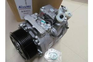 Компрессор кондиционера MERCEDES BENZ E-CLASS W211 05- (Nissens)