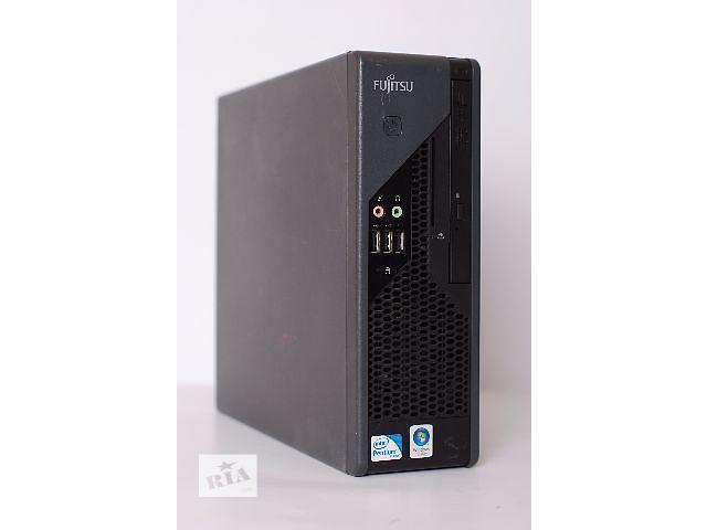 Компьютер для офиса, компактный ПК Fujitsu esprimo c5730 Intel Pentium D E5200 (2x2.50GHz)- объявление о продаже  в Днепре (Днепропетровск)