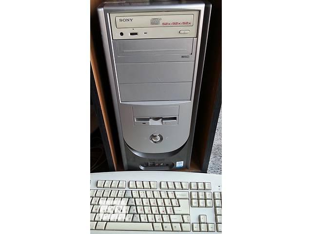 бу Компьютер Intei Celeron 2,40GHz, RAM 1,0Gb, HDD 250Gb в Киеве
