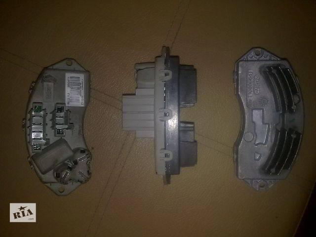 купить бу Кондиционер, обогреватель, вентиляция Регулятор оборотов вентилятора печки Легковой BMW X5 в Киеве