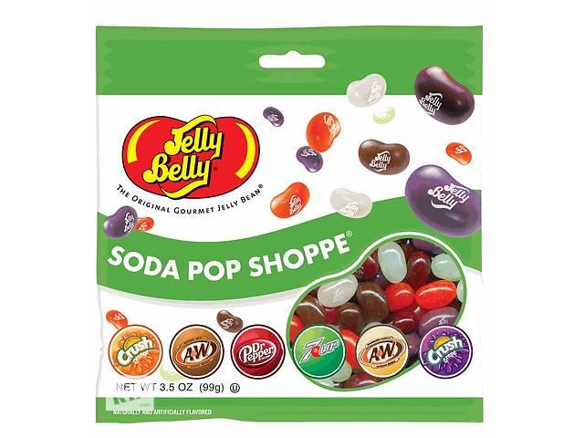 Конфеты JellyBellySodaPopShoppe со вкусом газированных напитков- объявление о продаже  в Харькове