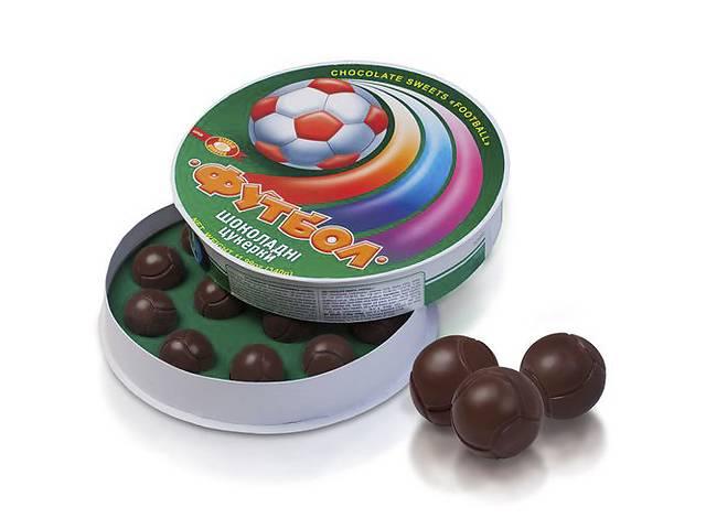 продам Конфеты шоколадные «Футбол» бу  в Украине