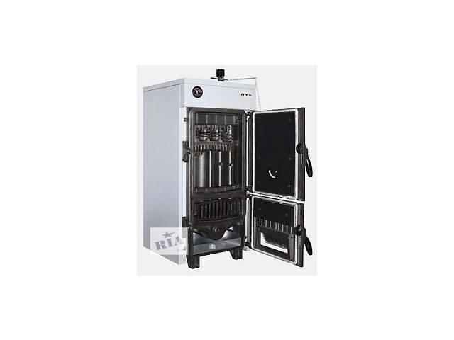 продам Котел твердотопливный 24 - 27 кВт RIMA SF-04  бу в Мукачево