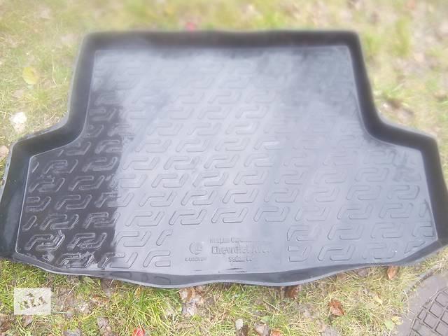 Коврик в багажник для Chevrolet Aveo 2002-2011- объявление о продаже  в Сумах