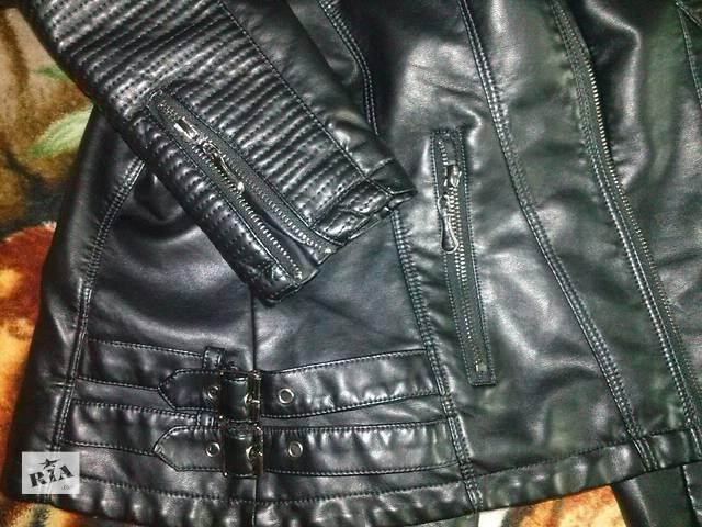 купить бу кожаная куртка в Северодонецке