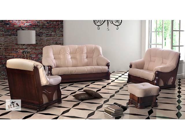 бу Кожаная мебель, кожаный диван,шкіряний комплект. сайт: meblzevropy.jimdo.com в Дрогобыче