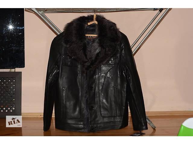 бу кожаные куртки енот в Симферополе