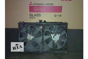 Вентиляторы рад кондиционера Mitsubishi Lancer