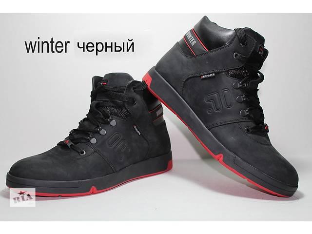 бу Кроссовки зимние Follamen Winter из натуральной кожи в Вознесенске