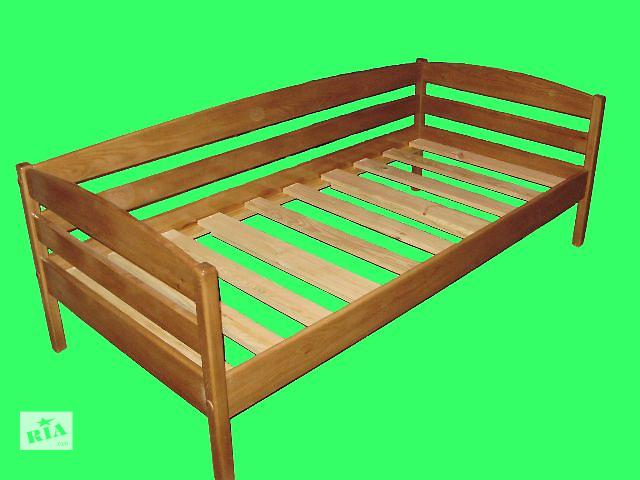 Кровать деревянная- объявление о продаже  в Виннице
