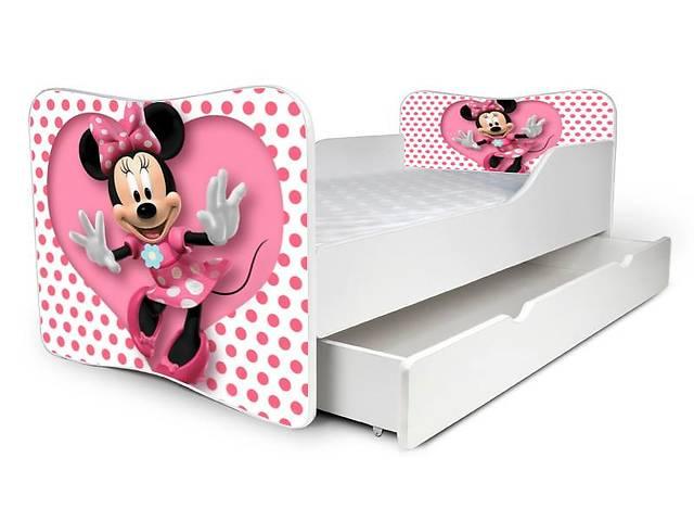 продам Кровать детская с выдвижным ящиком бу в Львове