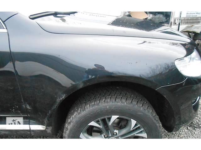 продам Крыло переднее правое Volkswagen Touareg Таурег 2002-2006г. бу в Ровно