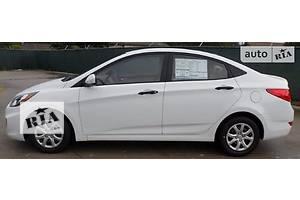 Крылья задние Hyundai Accent