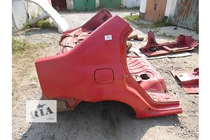 б/у Крылья задние Dacia Logan