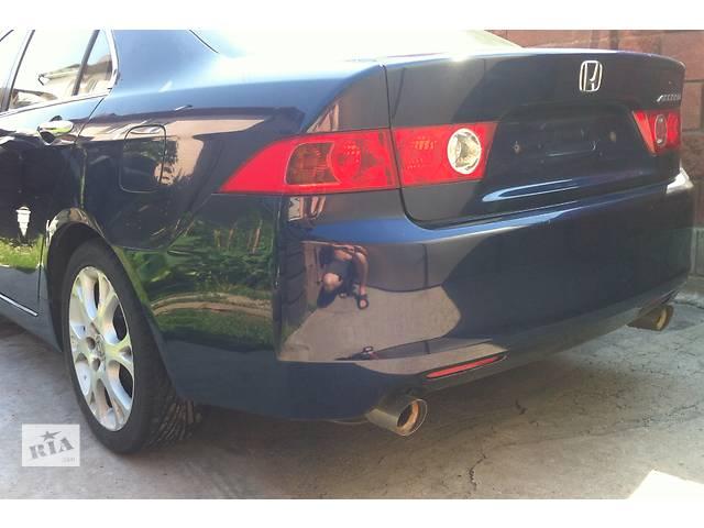 Крышка багажника для Honda Accord- объявление о продаже  в Ровно