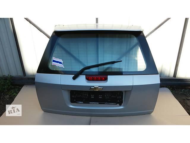 продам Крышка багажника для легкового авто Chevrolet Lacetti бу в Тернополе