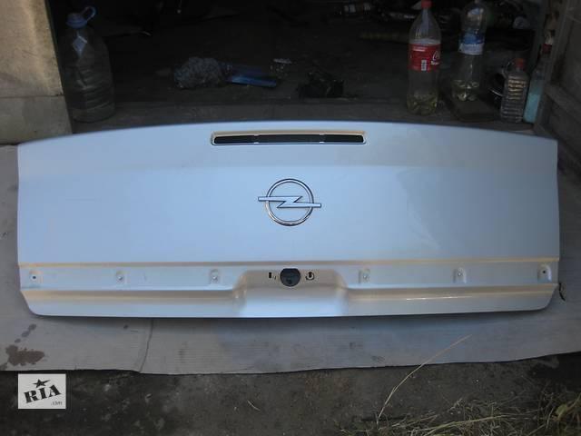 бу Крышка багажника для легкового авто Opel Vectra C в Львове