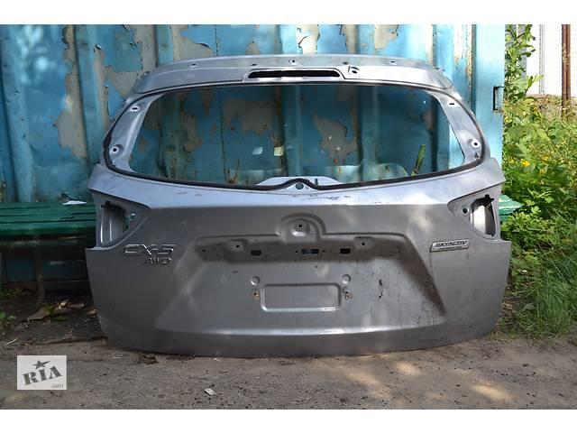 продам Крышка багажника для Mazda CX-5 бу в Белой Кринице