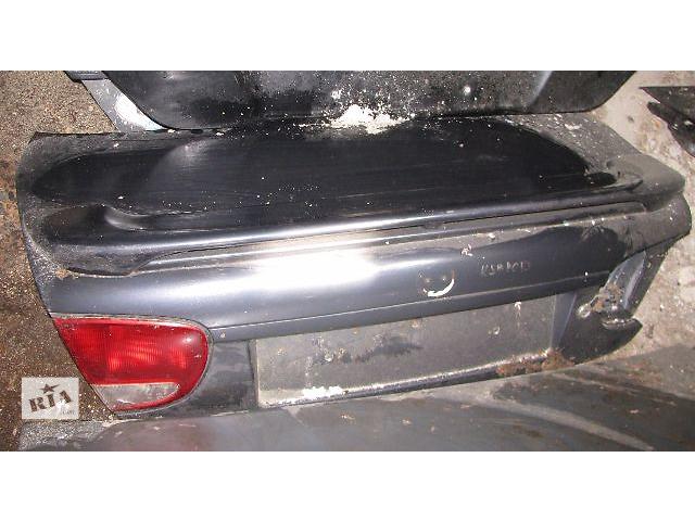 крышка багажника для седана Mazda Xedos 6, 1996- объявление о продаже  в Львове