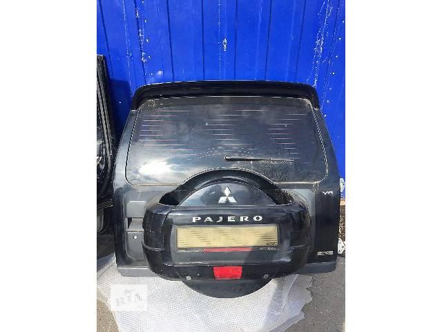 Крышка багажника Mitsubishi Pajero Wagon 4 - объявление о продаже  в Одессе