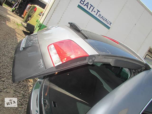 продам Крышка багажника Volkswagen Touareg VW Touareg Фольксваген Туарег 2003-2006г. бу в Ровно