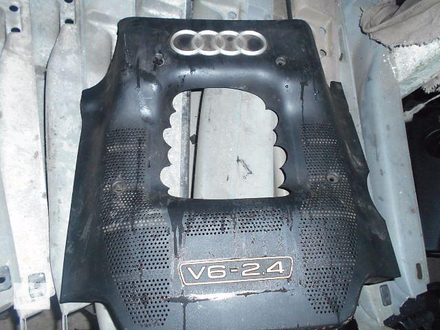 купить бу крышка мотора для Audi A6, 2.4i, 1996 в Львове