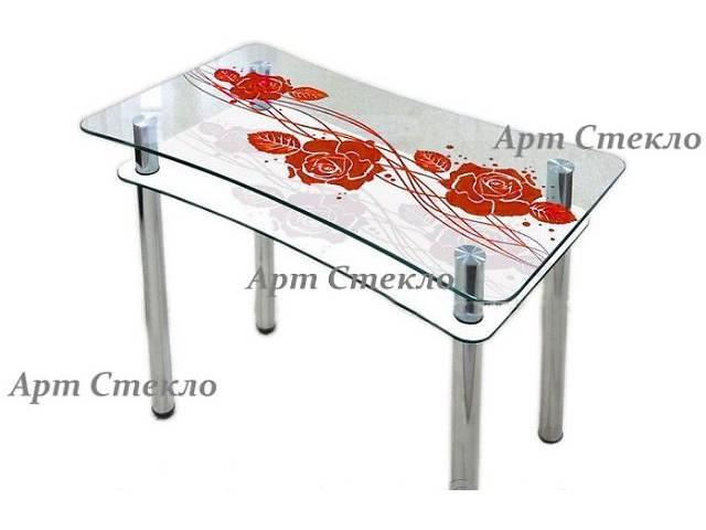 Кухонные столы из стекла- объявление о продаже  в Дружковке