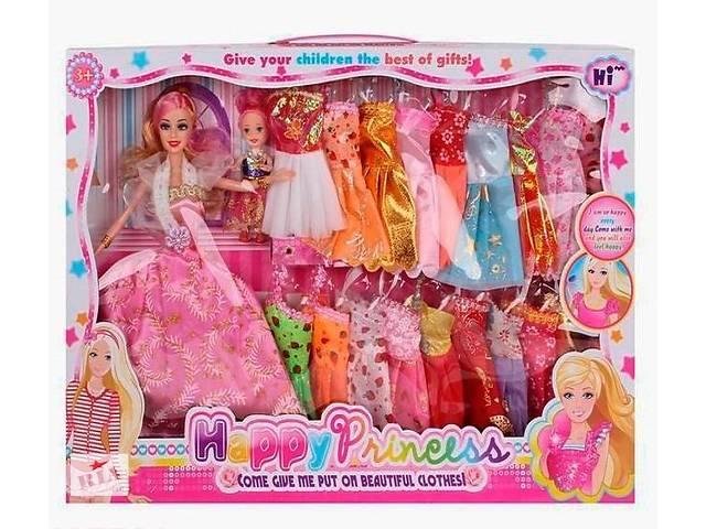купить бу Кукла с нарядом 3617 А-1 в коробке Длина: 47 см Ширина: 6 см Высота: 33 см в Киеве