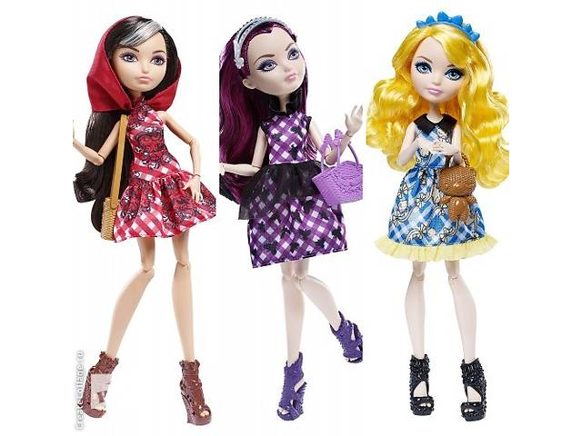 бу Куклы Ever After High Enchanted Picnic  в Одессе