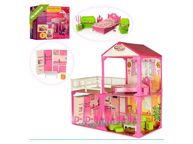 продам Кукольный домик 6982B с мебелью бу в Одессе