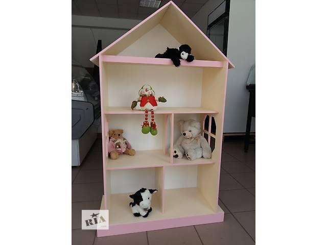 Кукольный домик для Барби и игрушек!- объявление о продаже  в Киеве