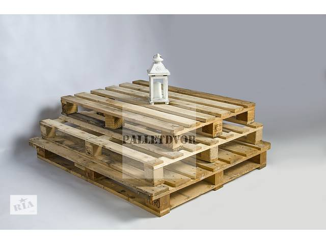 Куплю деревянные б.у. поддоны- объявление о продаже   в Украине