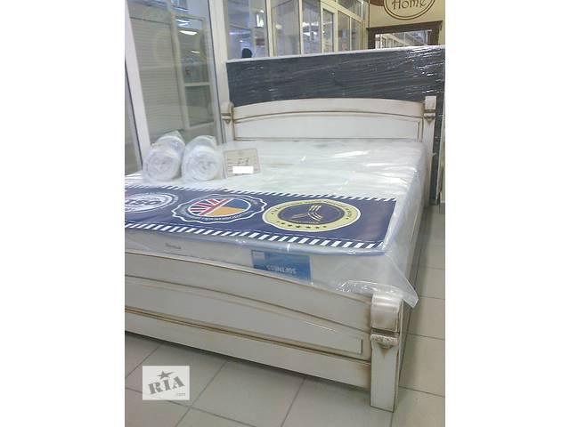 Фиеста (Элит) - двуспальная кровать из массива дерева, в наличии!- объявление о продаже  в Киеве