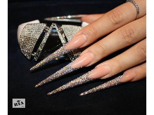 купить бу Курсы наращивания ногтей. Обучение наращиванию и дизайну ногтей. Профессиональный учебный центр Индустрия красоты. в Херсоне