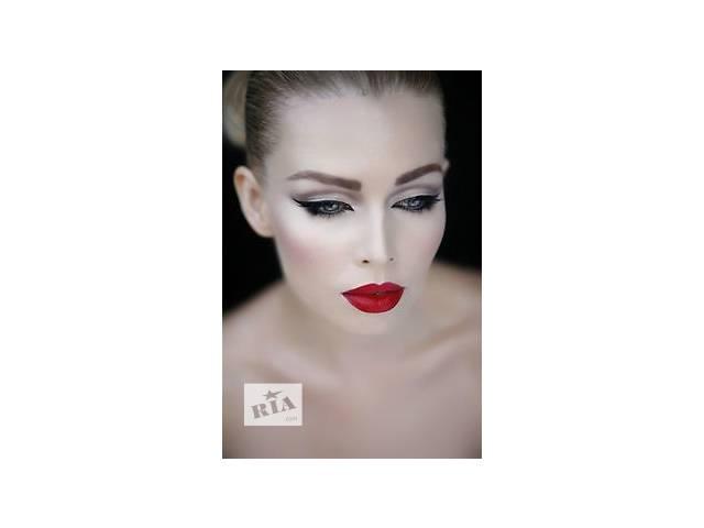 Курсы Визажа. Обучение визажист - стилист. Профессиональный учебный центр Индустрия красоты. - объявление о продаже  в Херсоне