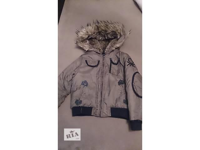 бу Куртка демисезонная на мальчика в Киеве