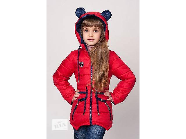 Куртка для дівчаток демісезонна (весна - осінь)- объявление о продаже в  Вінниці ea8cb3c831dc8
