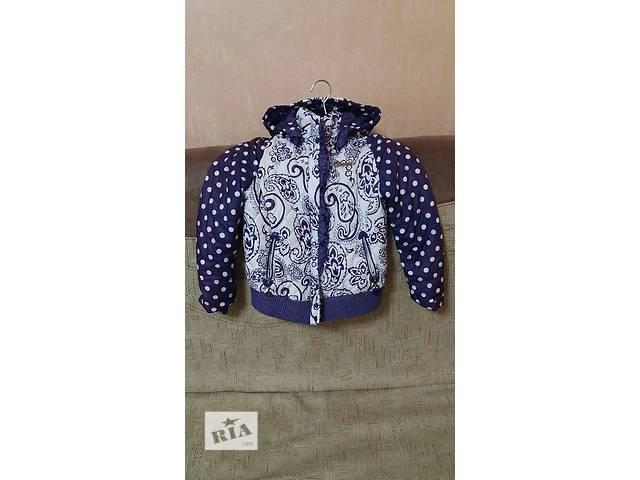 продам куртка для девочки демисезонная бу в Кривом Роге (Днепропетровской обл.)