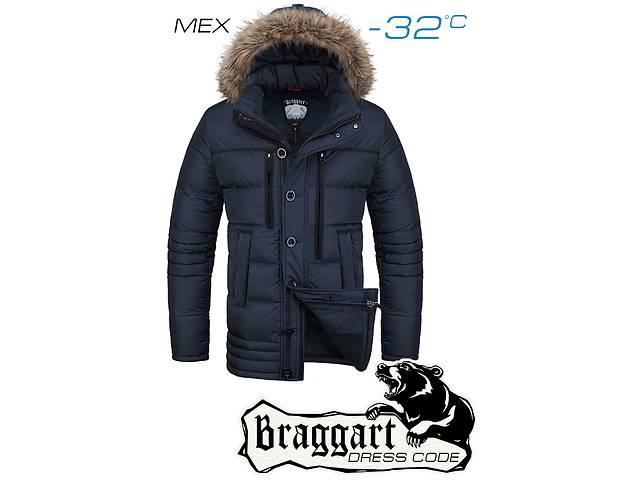 продам Куртка мужская зимняя Braggart 3119 бу в Киеве
