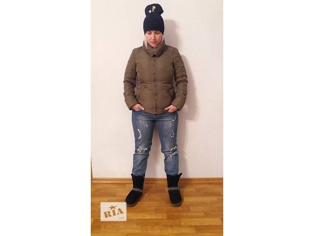 купить бу Куртка наполнитель пух  в Днепре (Днепропетровск)