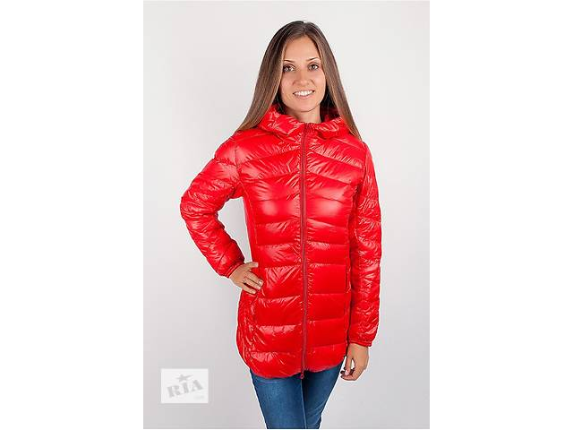 купить бу Куртка женская осенняя, дутая №225KF049 в Виннице
