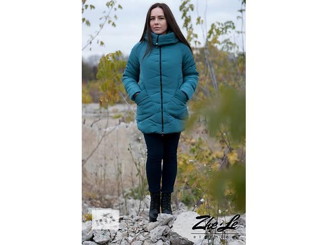 Куртка женская зимняя- объявление о продаже  в Харькове