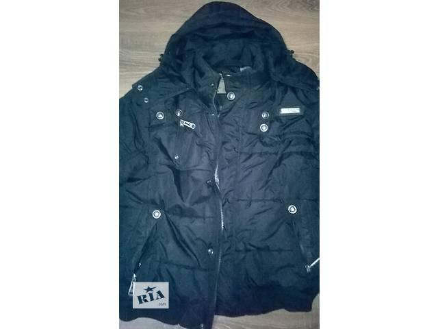 Курточка зимняя  мужская 46-48 р., недорого- объявление о продаже  в Киеве