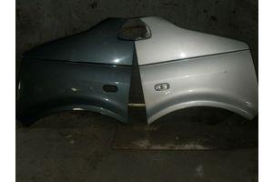 Крылья задние Volkswagen T5 (Transporter)