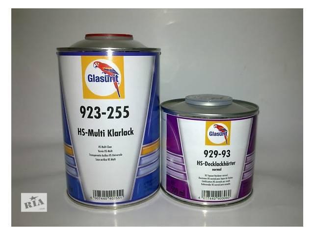 купить бу Лак Glasurit 923-255 HS в Червонограде