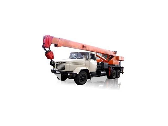 купить бу Автокран КрАЗ 25 Т в Винницкой области