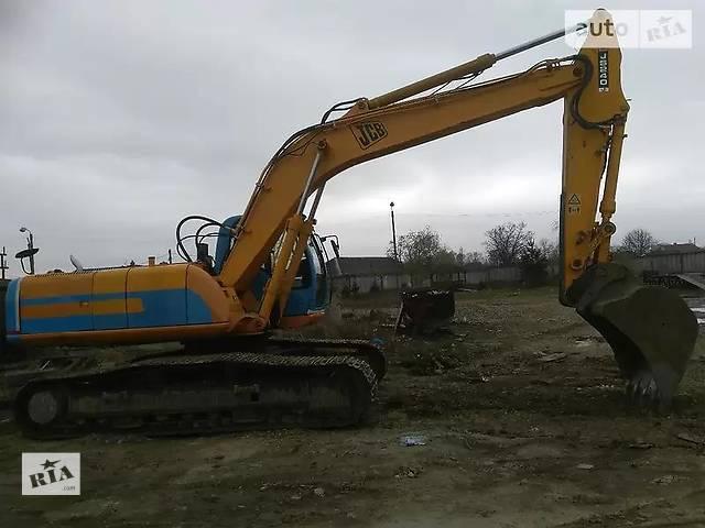 Довгострокова оренда екскаватора  JCB 240- объявление о продаже   в Украине