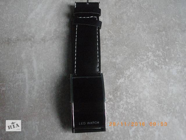 LED часы наручные светодиодные Led Watch.- объявление о продаже  в Ивано-Франковске