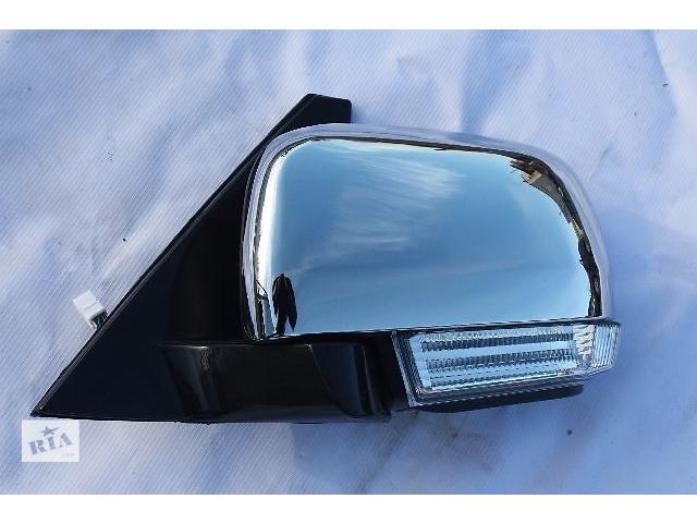 купить бу Левое зеркало заднего вида Mitsubishi Pajero Wagon 4 L 7632A655 в Луцке